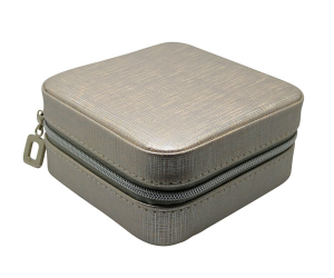 Silver Bridal Jewellery Box