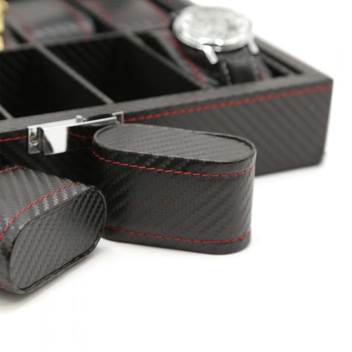 carbon-fibre-10-slot-watch-box-5