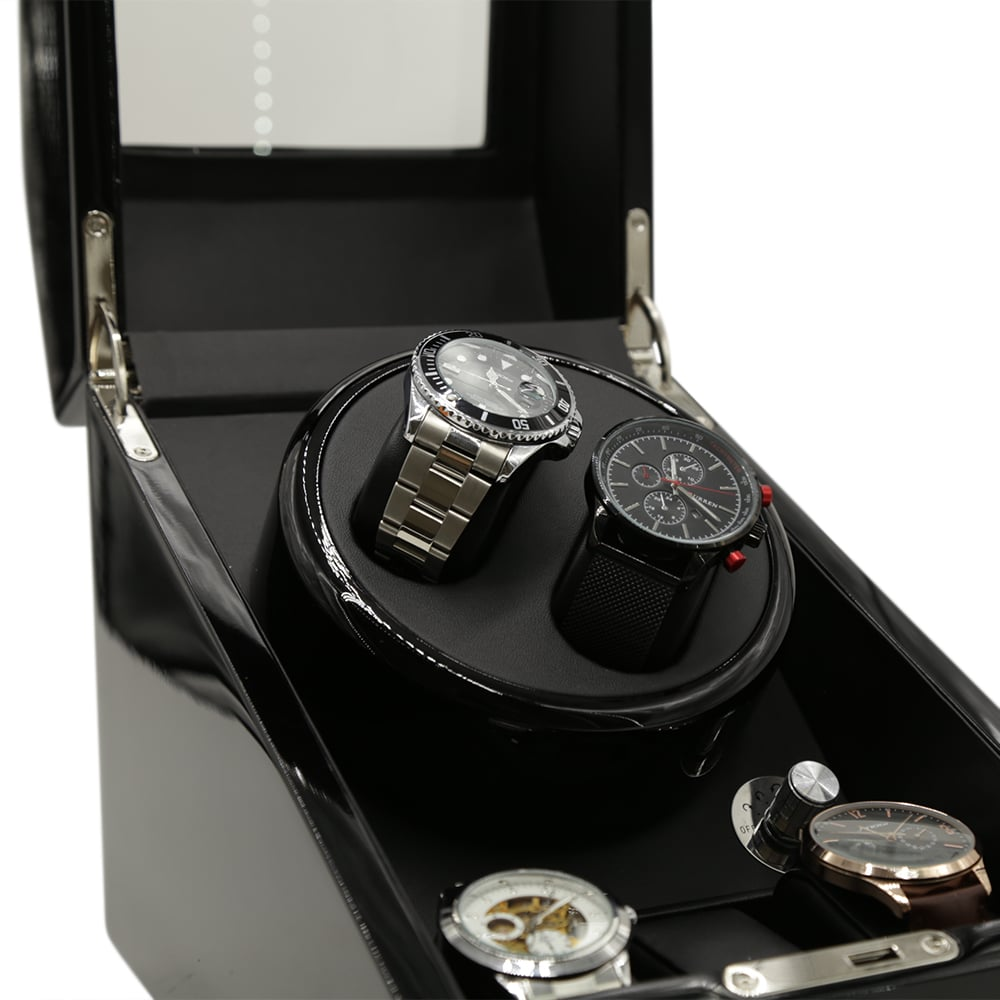 black-satin-2-slot-automatic-watch-winder-w-3-slots-3