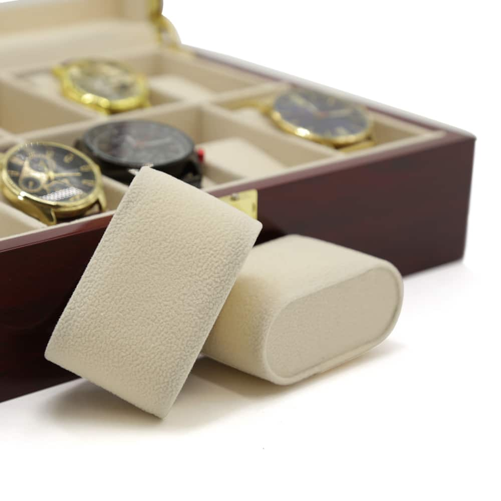 maple-mahogany-wooden-10-slot-watch-box-4