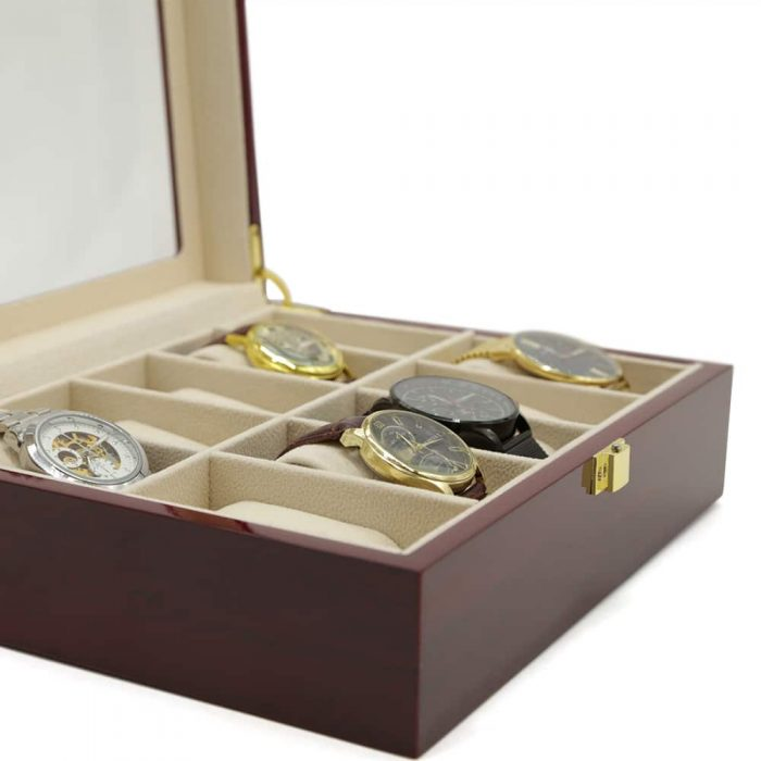 maple-mahogany-wooden-10-slot-watch-box-3