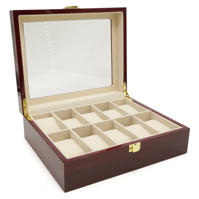 maple-mahogany-wooden-10-slot-watch-box-2