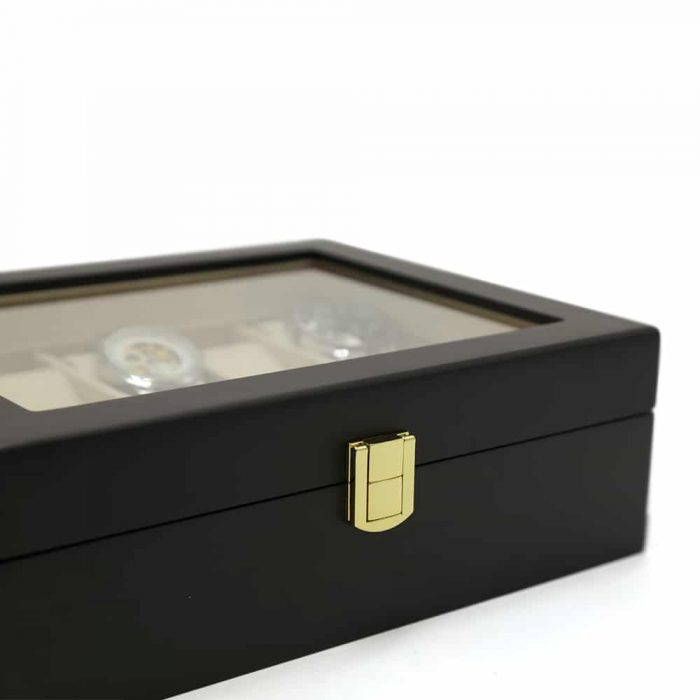 black-wooden-10-slot-watch-box-5