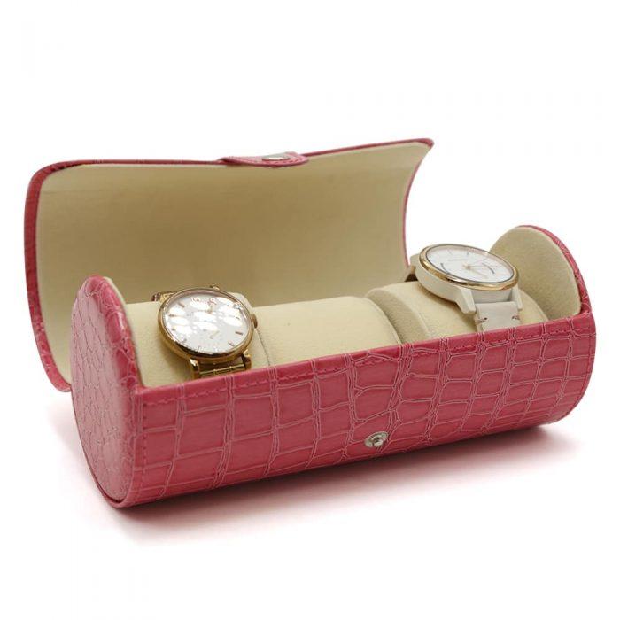pink-alligator-3-slot-watch-roll-3