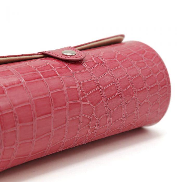 pink-alligator-3-slot-watch-roll-4