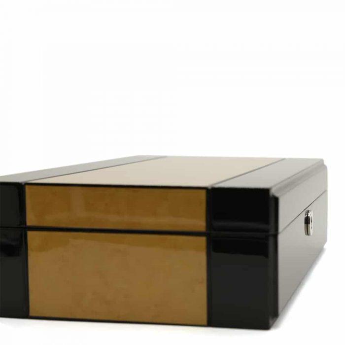 premium-brown-stripped-10-slot-watch-box-7