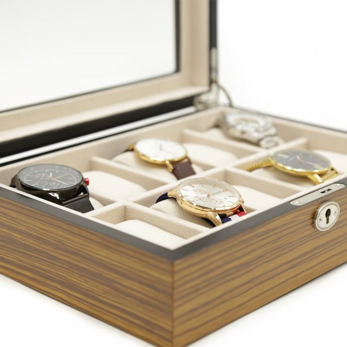 african-brown-10-slot-watch-box-3