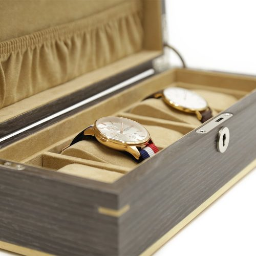 handmade-ginkgo-grey-5-slot-watch-box-2