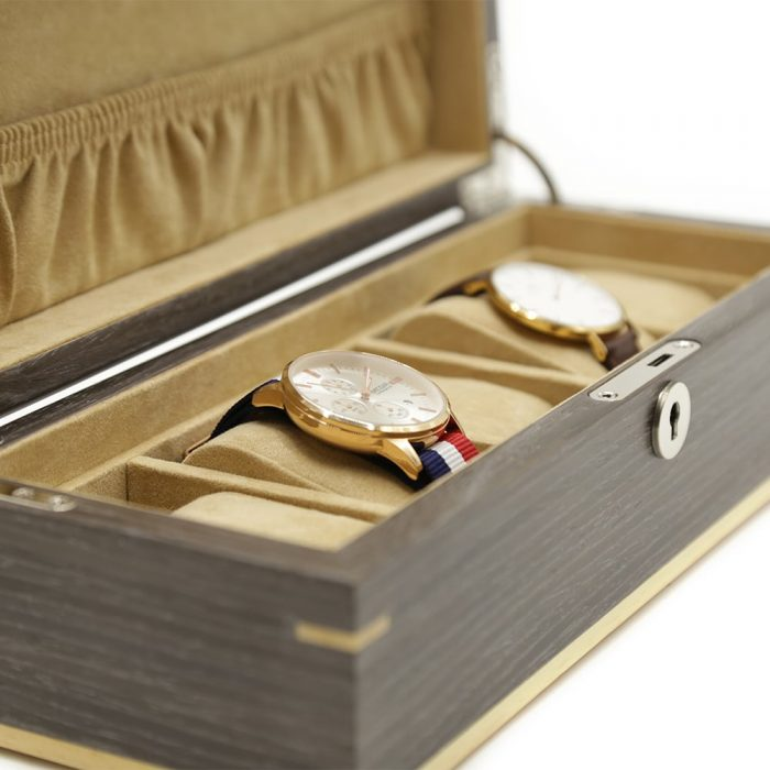 handmade-ginkgo-grey-5-slot-watch-box-2