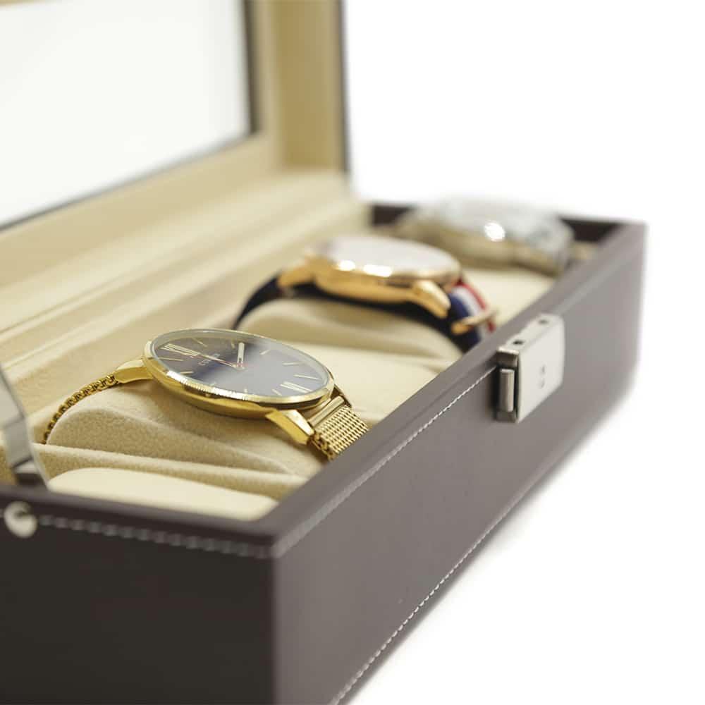 luxury-dark-brown-6-slot-watch-box-3