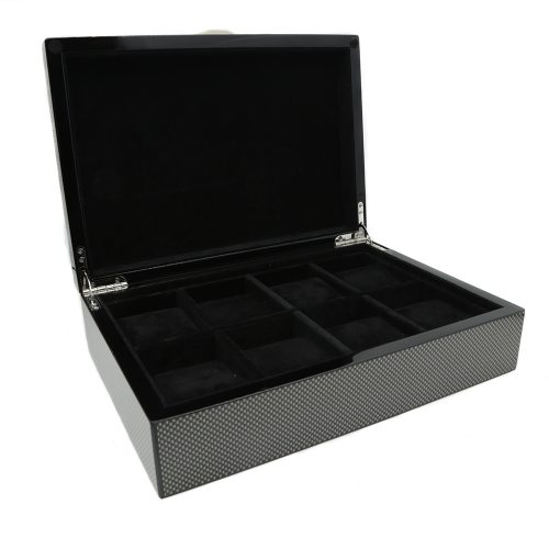 carbon-fibre-print-8-slot-watch-box-2