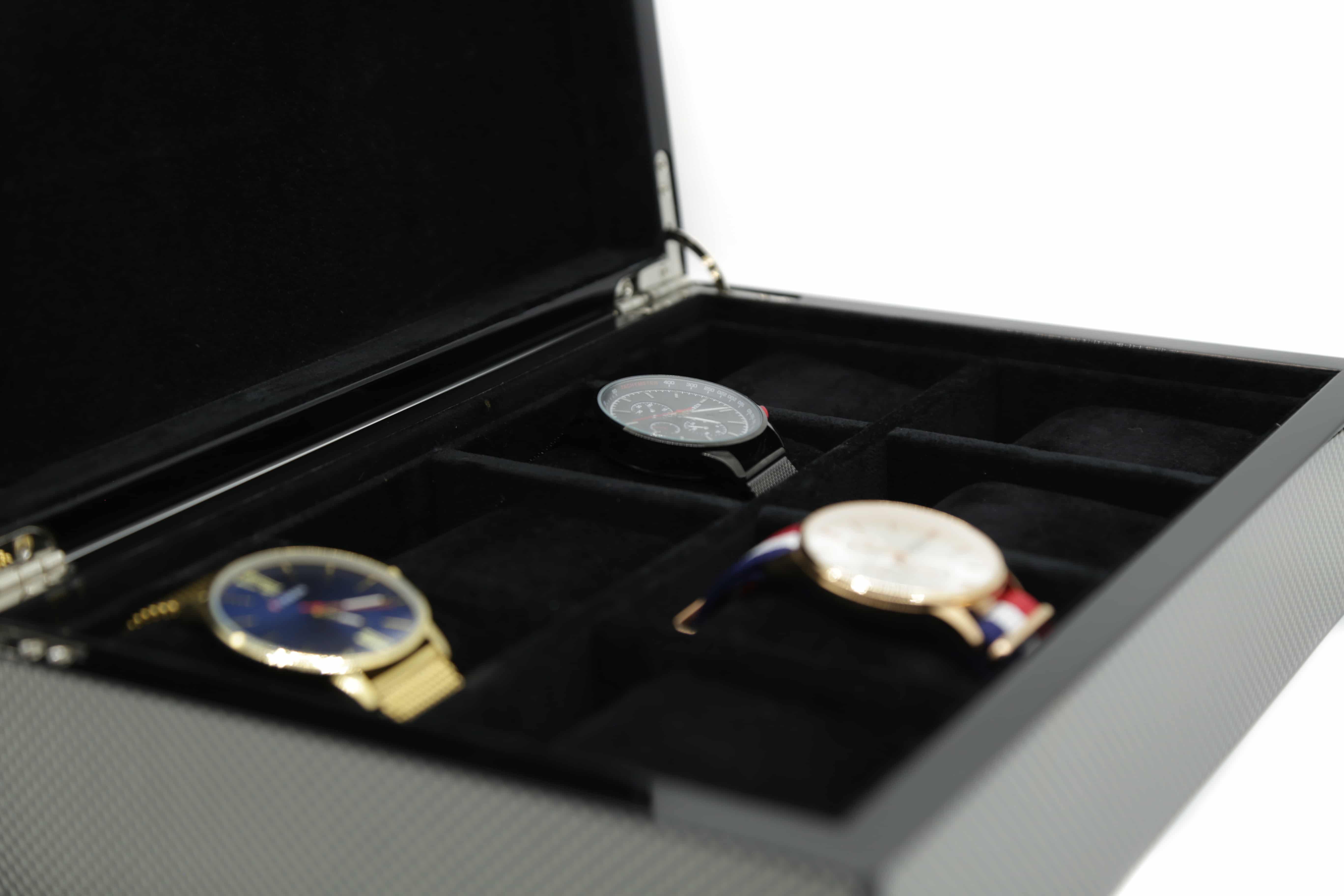 carbon-fibre-print-8-slot-watch-box-4