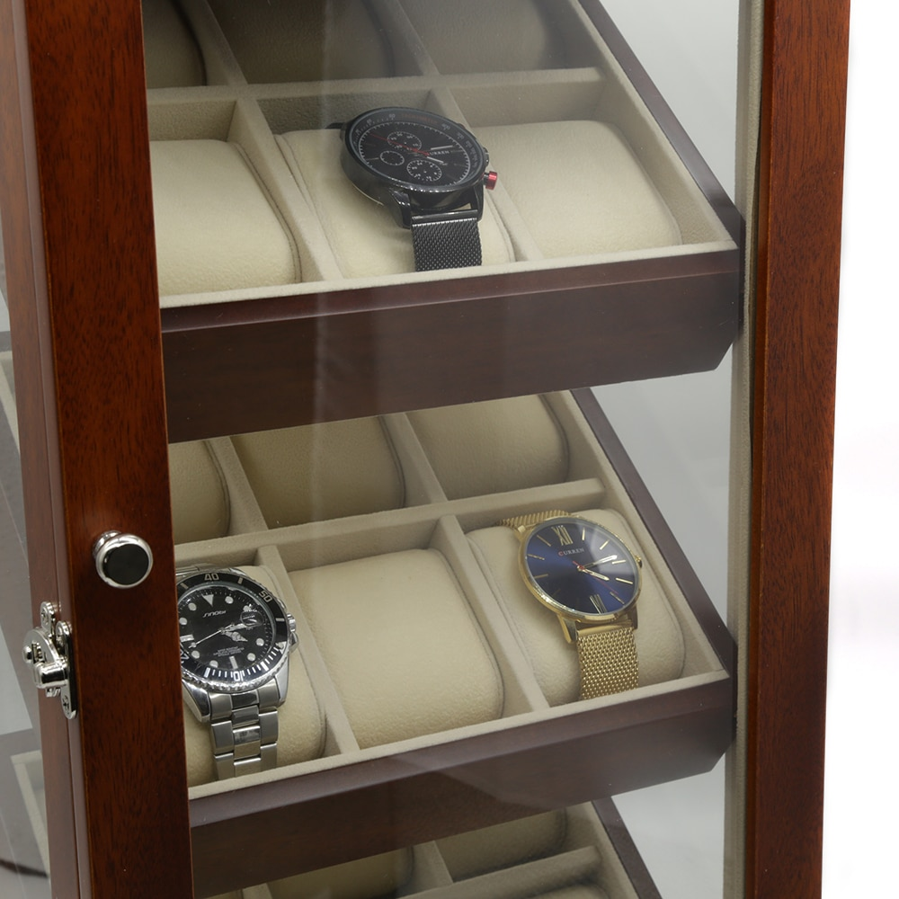18-slot-mahogany-watch-cabinet-3