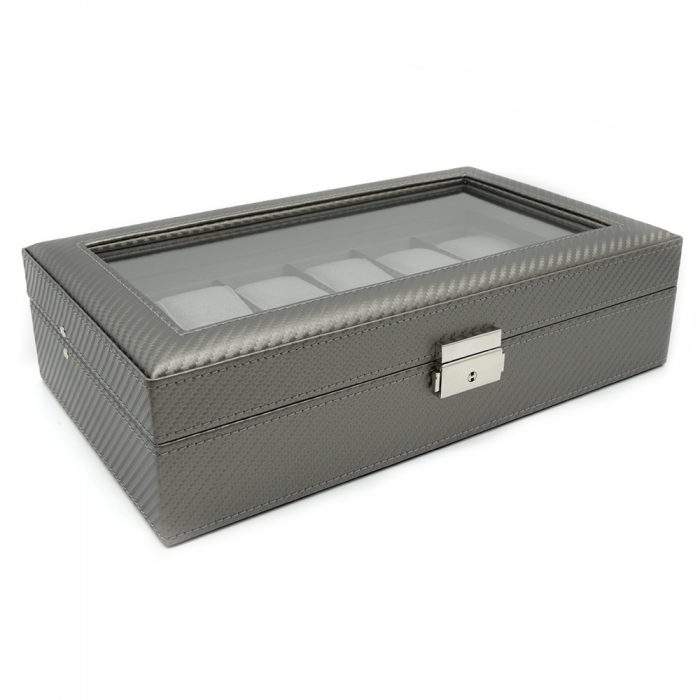 grey-leather-12-slot-watch-box-1