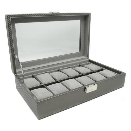 grey-leather-12-slot-watch-box-2