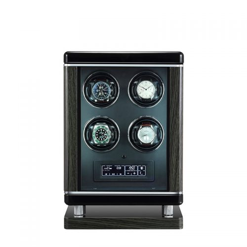 Royal 4-Slot Automatic Watch Winder -4
