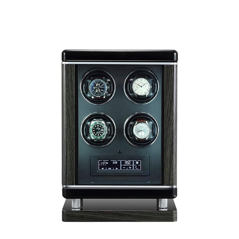 Royal 4-Slot Automatic Watch Winder -4