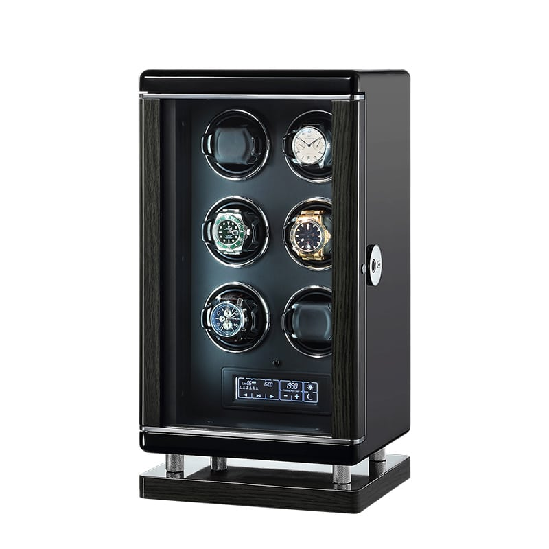 Royal 8-Slot Automatic Watch Winder-2