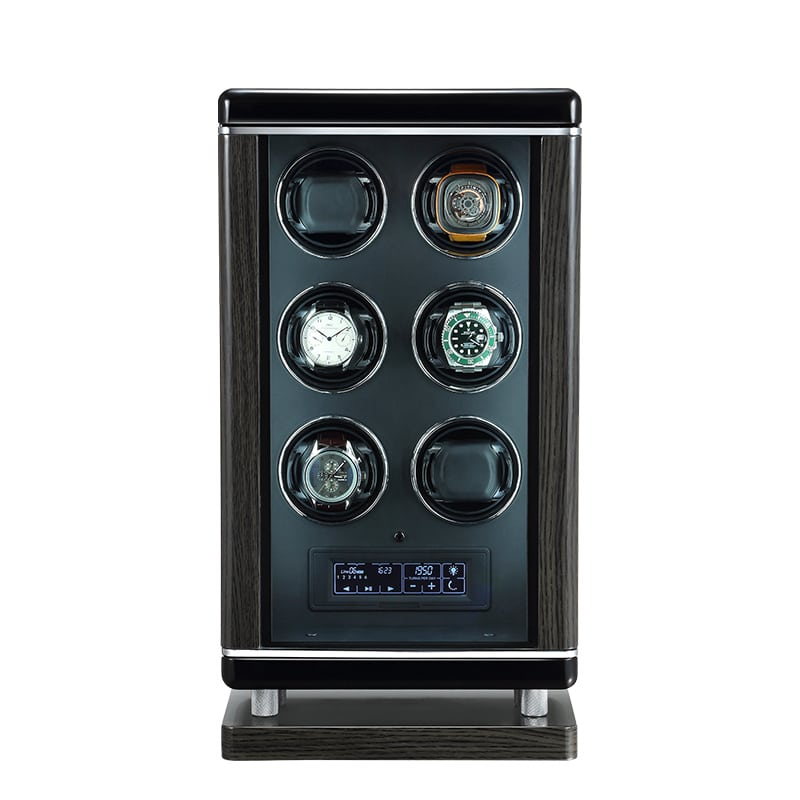 Royal 8-Slot Automatic Watch Winder-1