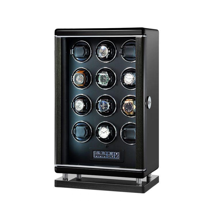 Royal 12-Slot Automatic Watch Winder-3