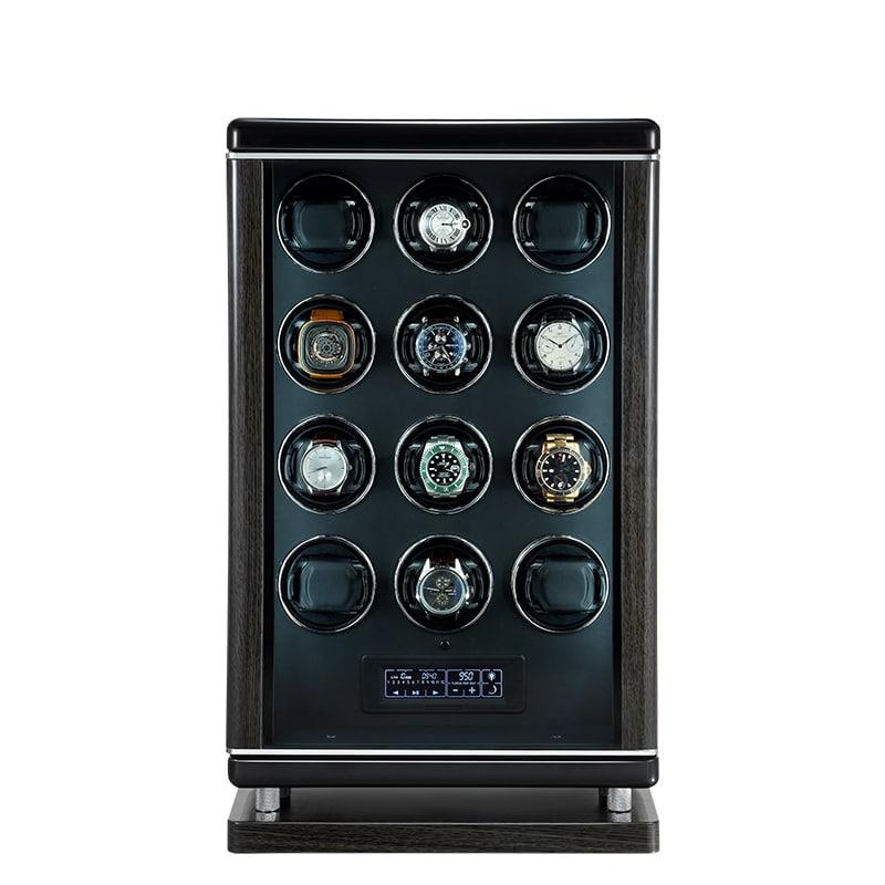 Royal 12-Slot Automatic Watch Winder-1
