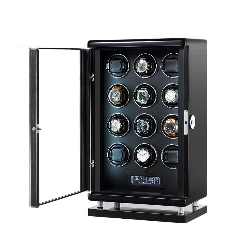 Royal 12-Slot Automatic Watch Winder-2