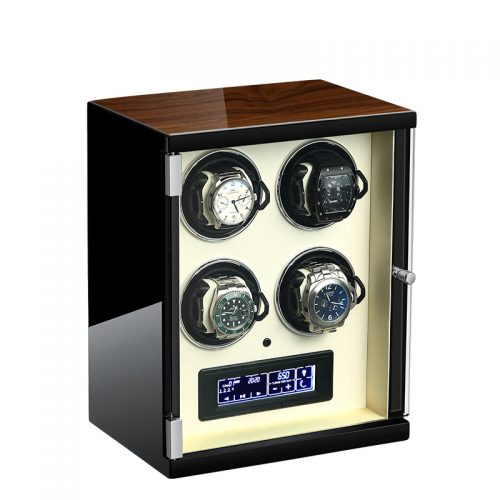 Classic 4-Slot Automatic Watch Winder-1